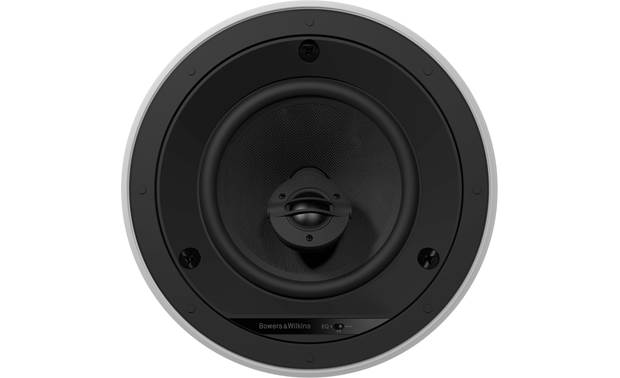 Bowers & Wilkins Performance Series CCM664 Shown individually with grille removed