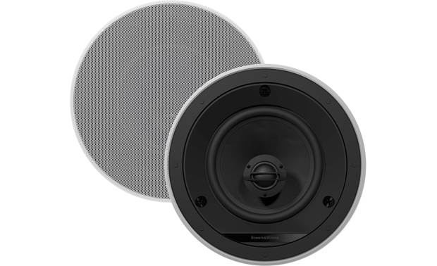 Bowers & Wilkins Performance Series CCM665 Shown with one grille removed