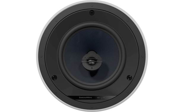 Bowers & Wilkins Performance Series CCM682 Shown individually with grille removed