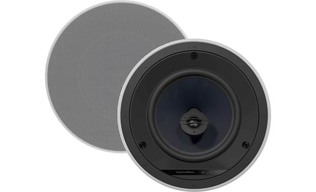 Bowers & Wilkins Performance Series CCM683 Shown with one grille removed