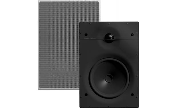 Bowers & Wilkins Flexible Series CWM362 Shown with one grille removed