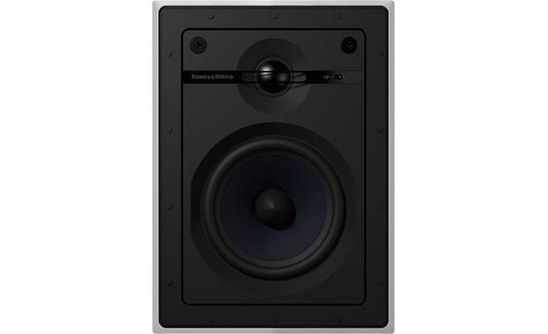 Bowers & Wilkins Performance Series CWM652 Shown individually with grille removed