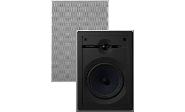 Bowers & Wilkins Performance Series CWM663 Shown with one grille removed