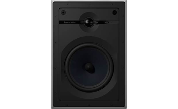 Bowers & Wilkins Performance Series CWM663 Shown with grille removed