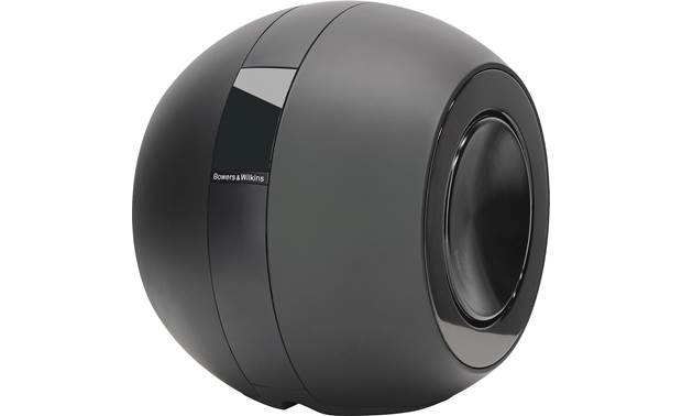 Bowers & Wilkins PV1D Sleek, grilleless design