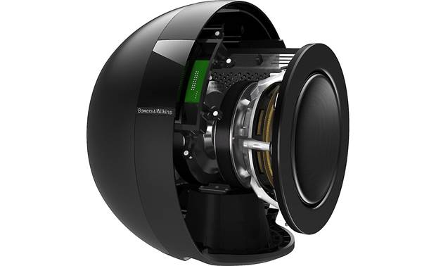 Bowers & Wilkins PV1D An inside look at the driver assembly
