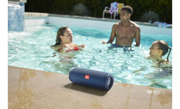 JBL Flip 5 Blue - waterproof