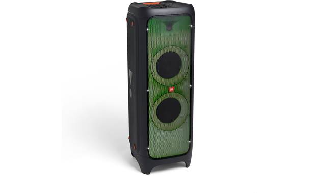 JBL PartyBox 1000 Green color display