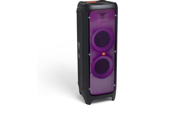 JBL PartyBox 1000 Violet color display