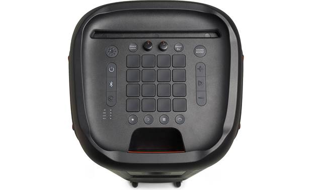JBL PartyBox 1000 Top-mounted customizable DJ control panel