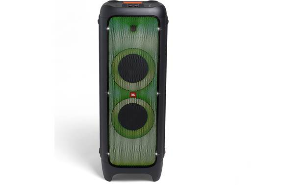 JBL PartyBox 1000 Green color pattern