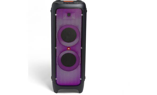 JBL PartyBox 1000 Violet color pattern