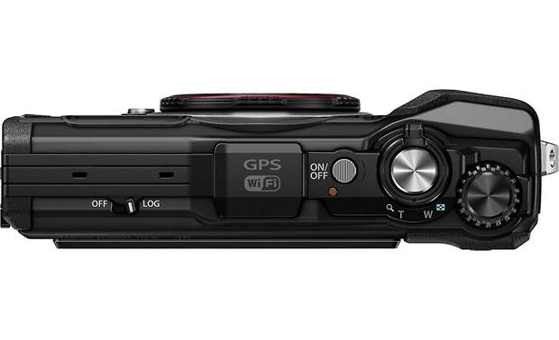 Olympus Tough TG-6 Top