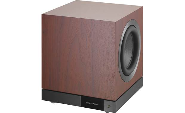 Bowers & Wilkins DB3D Shown with grille off