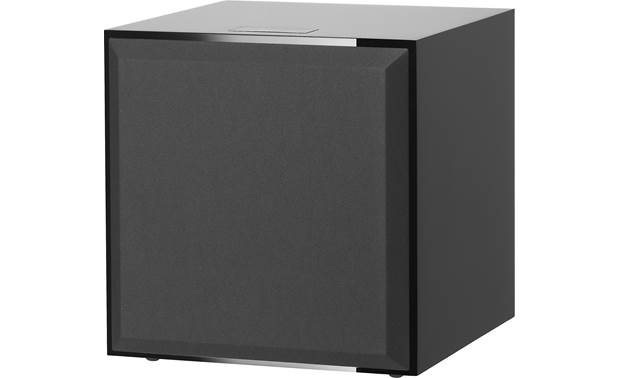Bowers & Wilkins DB4S Angled front view with grille on