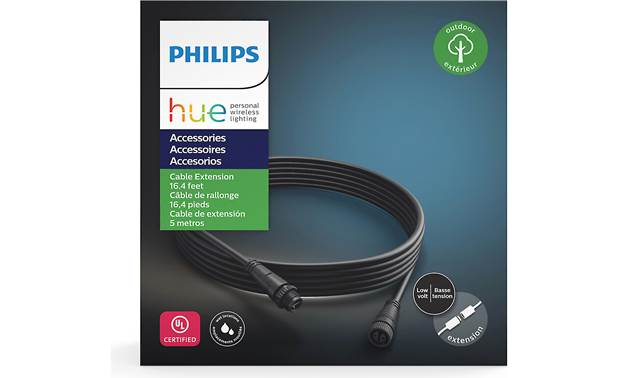 Philips Hue Outdoor Cable Extension Packaging