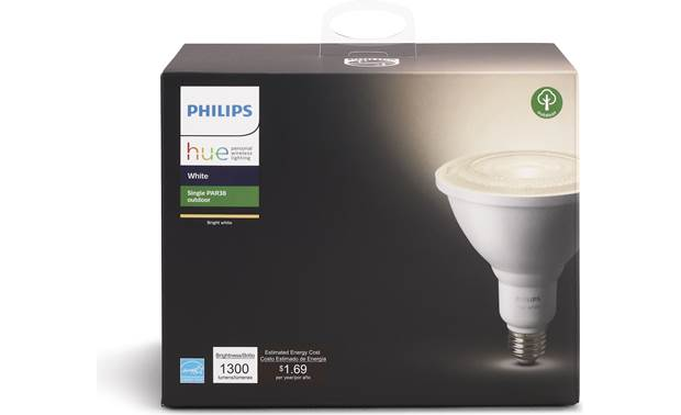 Philips Hue PAR38 Outdoor Adjustable brightness up to 1300 lumens