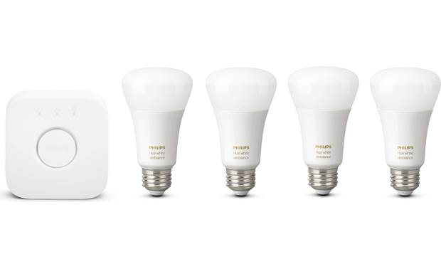 Philips Hue White Ambiance Starter Kit Front
