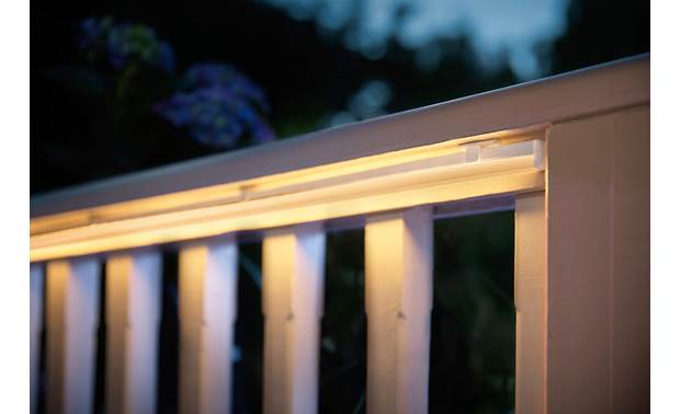 Philips Hue White and Color Ambiance Lightstrip Outdoor Adjustable brightness up to 900 lumens