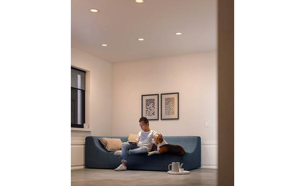 Philips Hue White Ambiance Downlight Ideal for living rooms