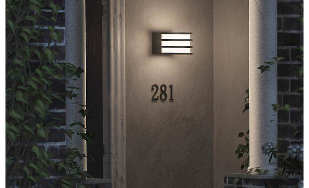 Philips Hue Lucca Illuminate your home's exterior doorways