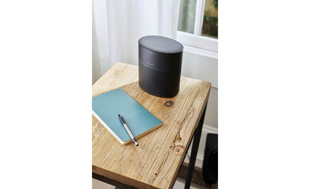 Bose® Home Speaker 300 Triple Black - compact size to fit in just about anywhere