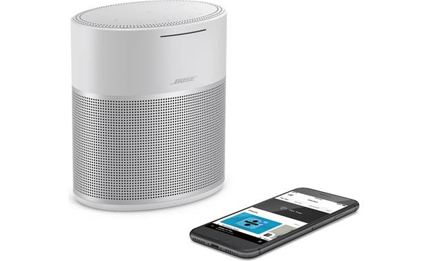 Bose® Home Speaker 300 Luxe Silver - stream wirelessly from your smartphone (not included)