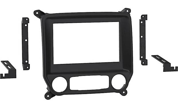 Metra 108-GM1G Dash Kit Front