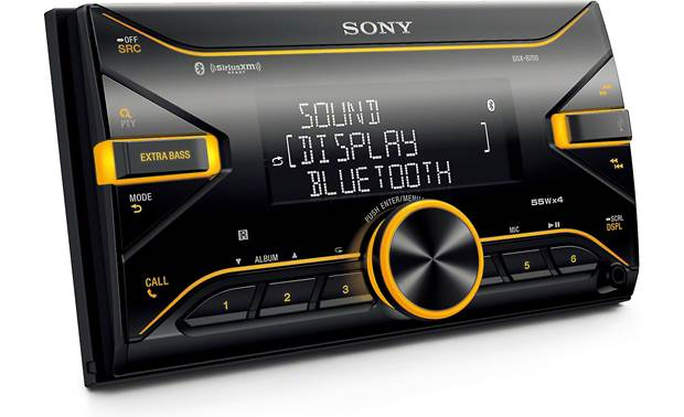 Sony DSX-B700 Other