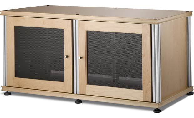 Salamander Designs Synergy Model 221 Maple with satin aluminum posts