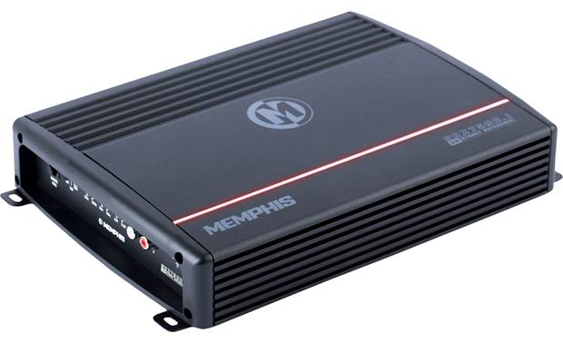 Memphis Audio SRX750D.1 mono subwoofer amplifier