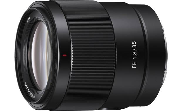 Sony FE 35mm f/1.8 Front