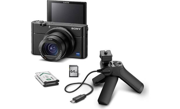 Sony RX100 III Video Creator Kit Front