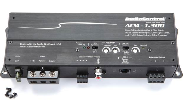 AudioControl ACM-1.300 Other
