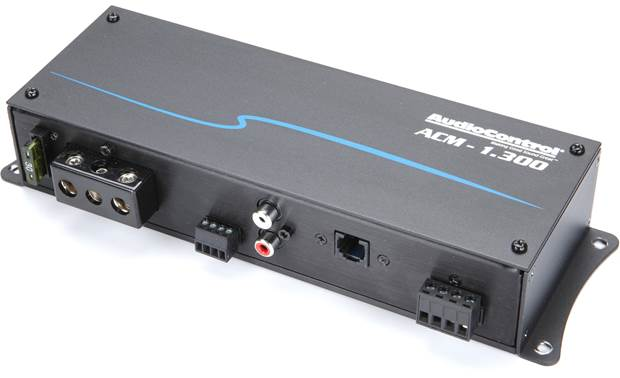 AudioControl ACM-1.300 compact subwoofer amplifier