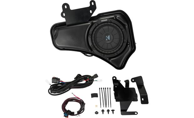 Kicker SSUTAYU15 VSS SubStage custom-fit powered subwoofer
