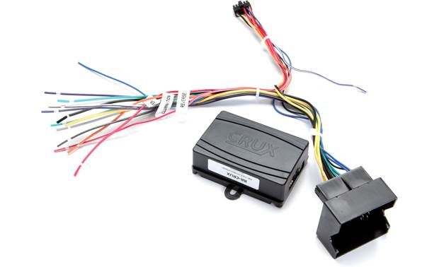Crux SWRMB-57M Wiring Interface Front