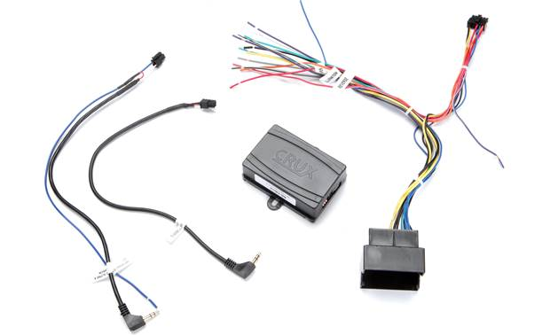 Crux SWRMB-57M Wiring Interface Other