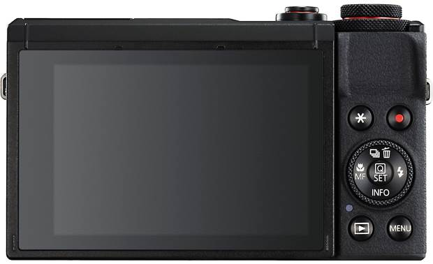 Canon PowerShot G7 X Mark III Back
