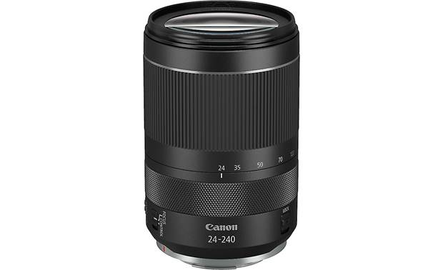 Canon RF 24-240mm f/4-6.3 IS USM Side view
