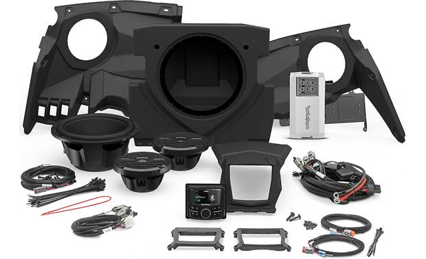 Rockford Fosgate X317-STAGE3 Front