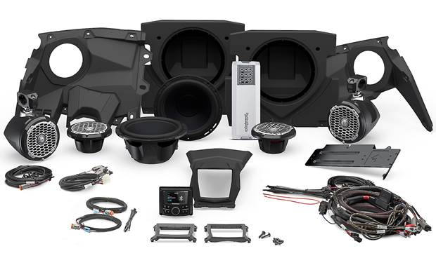 Rockford Fosgate X317-STAGE5 Front