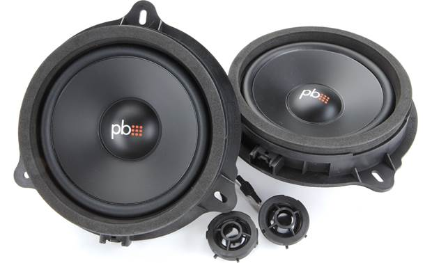 PowerBass OE65C-FD Use our Outfit My Car tool to ensure these are the right speakers for your Ford or Lincoln.
