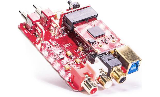 iFi Audio nano iOne Advanced internal audio circuitry