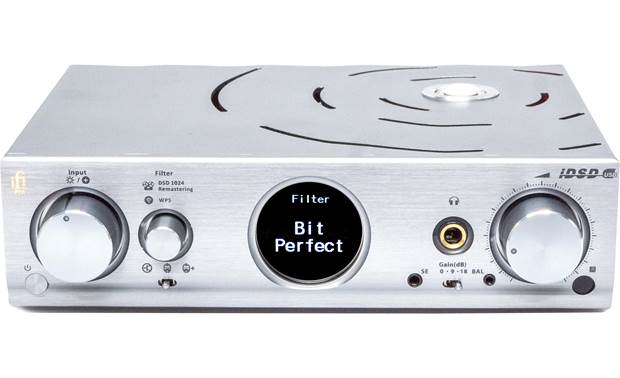 iFi Audio Pro iDSD Choose from five digital filter options