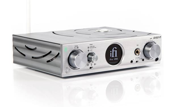 iFi Audio Pro iDSD Angled right