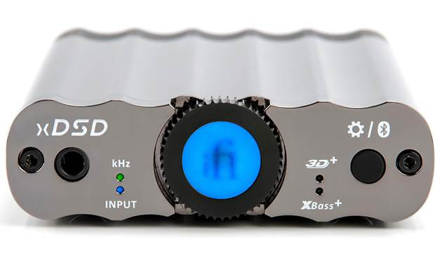 iFi Audio xDSD Front panel