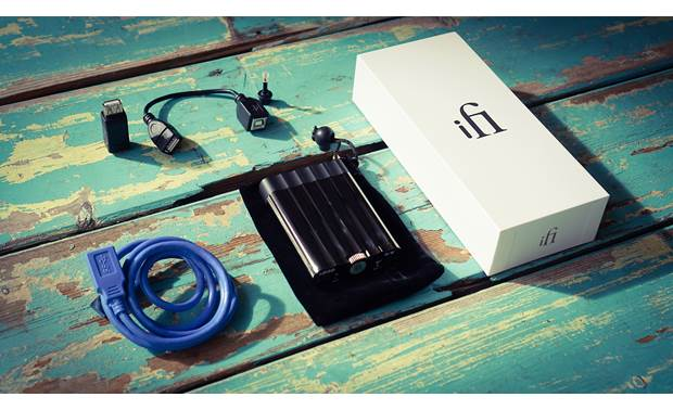 iFi Audio xDSD Included accessories