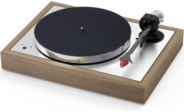 Pro-Ject Classic Evo Front (Shown with Ortofon cartridge, not included)