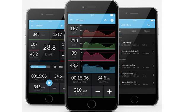 Tacx Flux S Smart Tacx training apps